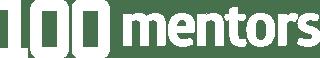 100mentors logo